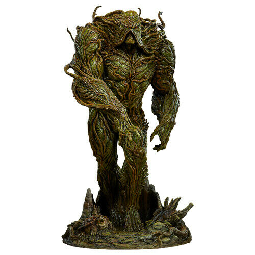 DC COMICS  Swamp Thing Maquette Statue Sidemostrare