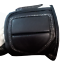 miniatura 15 - Moto Guanti in Pelle STechMoto ST1830-DKH Touring Nero, Rosso, Bianco, Flu