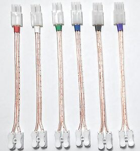 6 Home Theater Speaker Wires 6.2mm (Fits Older Sony), w/ TOOL-FREE ...