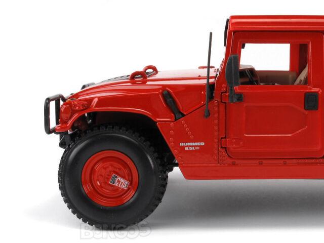 HUMMER H1 Alpha Wagon 1:18 Scale Diecast Model