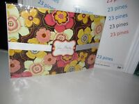 Vera Bradley Laptop Skin Buttercup Adjustable Sizes In Package