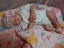 Reborn doll baby  MIA  BY HEIKE KOLPIN