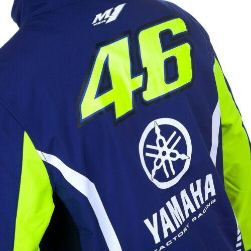 S Veste Officiel Pièces Racing 2 Seulement Yamaha Taille Vr46 Factory Softshell na0E7q
