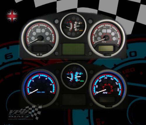 Land Rover Discovery 3 TD dial kit speedo gauge dash panel custom bulb light kit