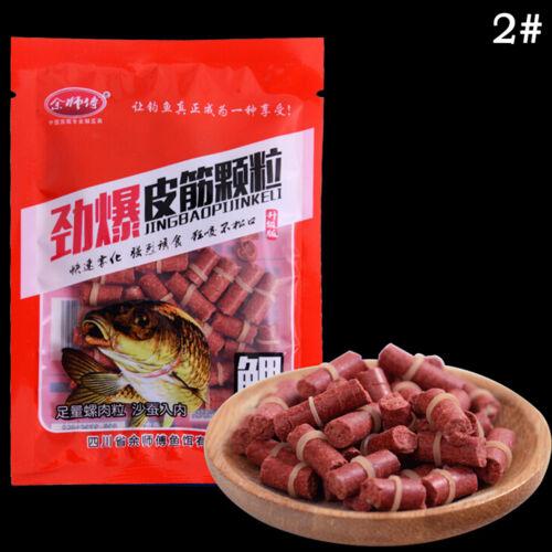 Fishing Bait Granular Fishing Bait Additives for Grass Carp Squid Fish Food LY
