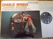 RD 7514 Charlie Mingus - Tijuana Moods - UK 1962 RCA LP