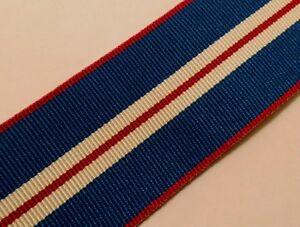 Golden-Jubilee-Full-Size-Medal-Ribbon-Army-Military-Various-Lengths-New