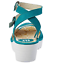 Fly-London-Yisk-Verdigris-Leather-Ankle-Strap-Wedge-Sandals-EU-36-37-39-38-40 thumbnail 3