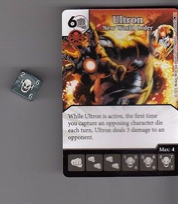 Hawkeye What Kind of Arrow Age of Ultron Marvel Dice Masters #47