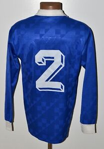 AGLIANA-ITALY-1980-039-S-HOME-FOOTBALL-SHIRT-JERSEY-UHLSPORT-2-SIZE-XL-ADULT