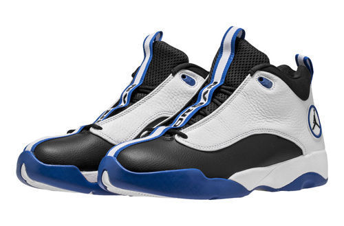 Men's Air Jordan Jumpman Pro Quick White/Black/Varsity-Royal 932687-107 Comfortable The latest discount shoes for men and women