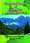 Contested Issues of Ecosystem Management by Piermaria Corona, Boris Zeide (Hardback, 2000)