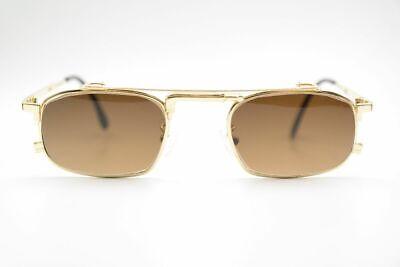 Analitico Vintage Chai Sm 91 F2 Customized Lenses 48 [] 22 Oro Ovale Occhiali Da Sole Nos-mostra Il Titolo Originale Prezzo Moderato