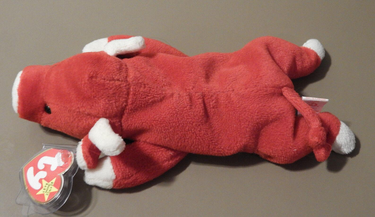 Ty Beanie Baby - Snort Snort Snort (1995) de9e56