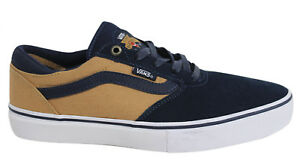 Vans Gilbert Crockett Navy / Tan