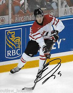 Team-Canada-Erik-Gudbranson-Autographed-Signed-8x10-NHL-Photo-COA-M