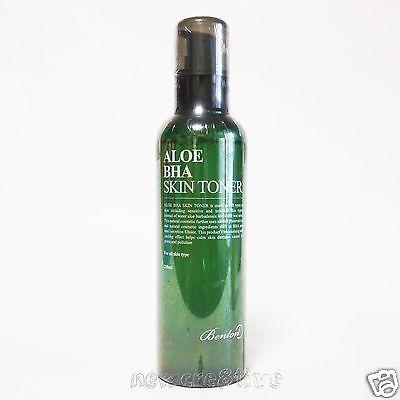 [BENTON] ALOE BHA Skin Toner 200ml (NEW) Moisturizing Pore Blackhead