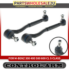 2x Tie Rod End Assembly Front Inner /&Outer for M-Benz 300 400 500 600 CL S Class