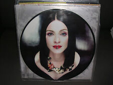 """Madonna PICTURE DISC Give me all your luvin' PART-2 12"""" VINYL 4 trax Rebel heart"""