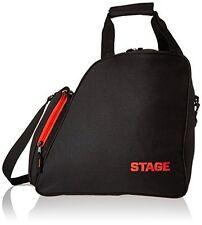 Stage Ski Boot Bag-Black/Red