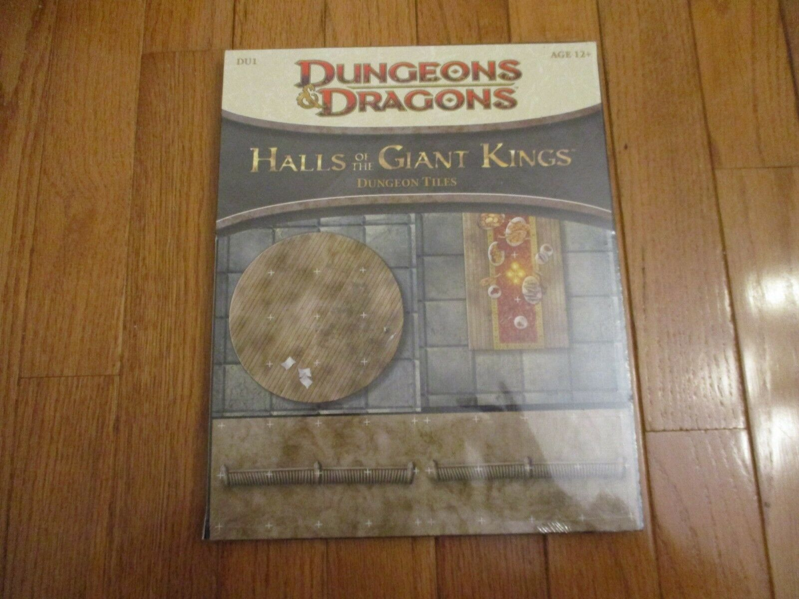 D&D D20 WOTC Halls of the Giant Kings Dungeon Tiles SW