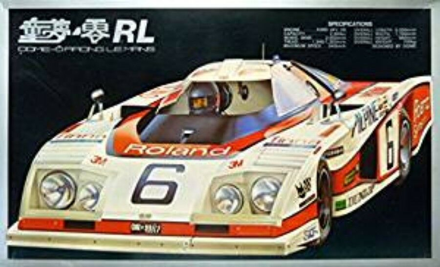 Fujimi 1 24 Dome-0 Racing Le Mans Display Model Kit from Japan F S