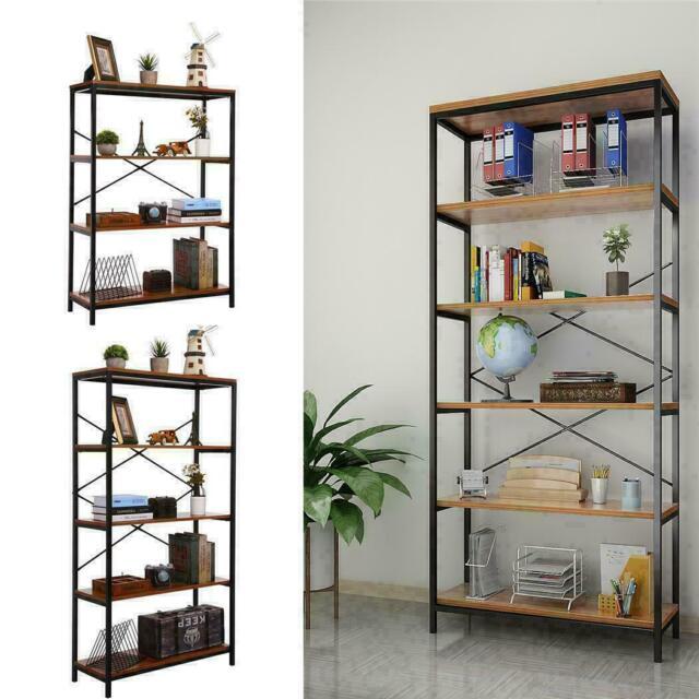 6 Tier Metal Wire Rack Storage Kitchen