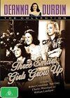 Deanna Durbin - Three Smart Girls Grow Up (DVD, 2014)