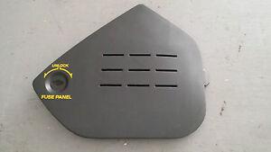 fuse box panel cover trim door lid