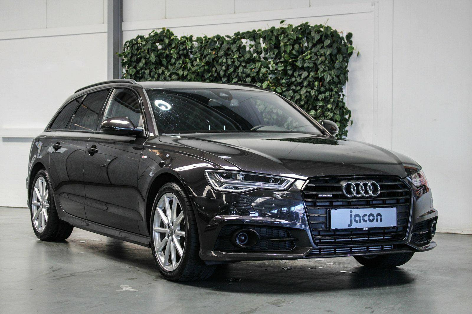 Audi A6 3,0 TDi 218 S-line Avant quat S-tr 5d - 539.900 kr.