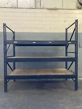 New Listingindustrial Pallet Rack Shelving Unit 102 In W X 4775 In D X 100 In H