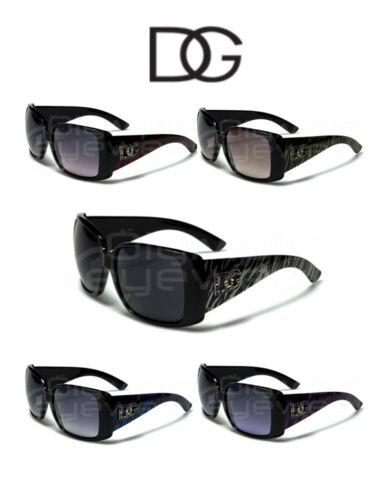 DG Eyewear Womens Ladies Tiger Shield Driving Stylish Fashion Sunglasses DG1258