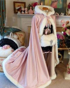 Wedding Dress with Cloak