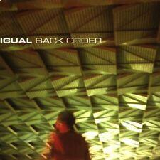 D-Sigual Back order (1998) [Maxi-CD]