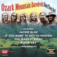 Ozark Mountain Daredevils - Sing Their Best [new Cd] on sale