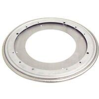 12 1000lb Round Metal Frame Lazy Susan Ball Bearing Turntable For Rotating Rack