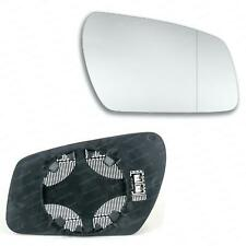 Left side for Ford Fusion 2005-2010 heated wing door mirror glass