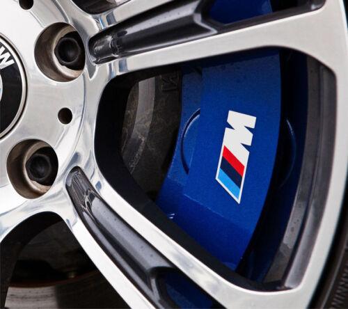MPower Tuning BMW M Series Brake Caliper Vinyl Graphics Decals Stickers