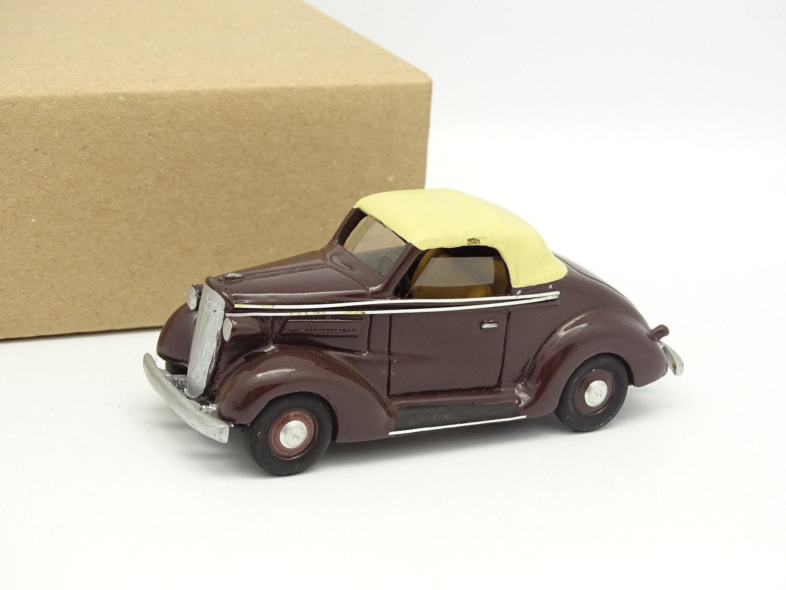 r  kit mont é r é sine 1   43 - chevrolet chevy standard 1938
