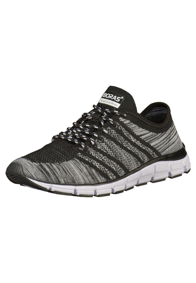 Billig gute Qualität Boras Herren Sneaker Textil NEU
