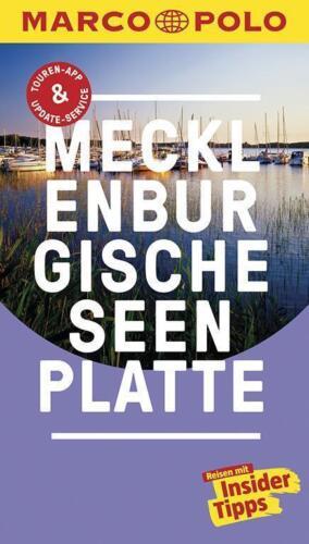 MARCO POLO Reiseführer Mecklenburgische Seenplatte UNBENUTZT statt 12.99 nur ...
