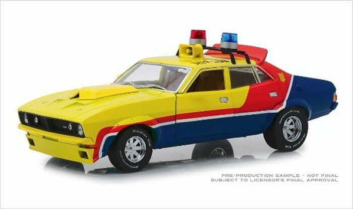 Mad Max interceptor 1 18 scale new boxed pre-order ford xb police car movie