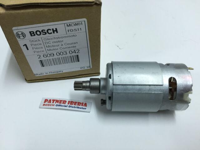 2609003042 BOSCH Uneo Motor (1607022572) Locate your UNEO bellow