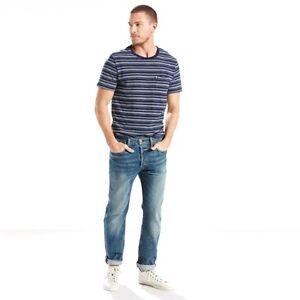 3c399b1dad5 Levi's 501 Original Fit Jeans Men's Straight Leg Green Point 501 ...