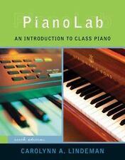 Pianolab by Carolynn A Lindeman