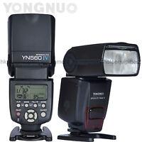 Yongnuo YN-560 IV Manual Flash Speedlite Unit for Canon 450D 400D 350D 300D 60D