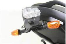 Kawasaki Versys KLE 650 06 07 08 09 R/&G Tail Tidy Licence Plate Holder LP0039BK