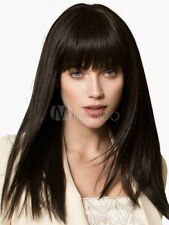 CHSW31 charming long brown color cosplay hair wigs for women wig