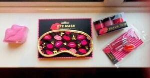 4pcs/Set DIY Gift Box Matte Lipstick Lip Kit, 4 Color