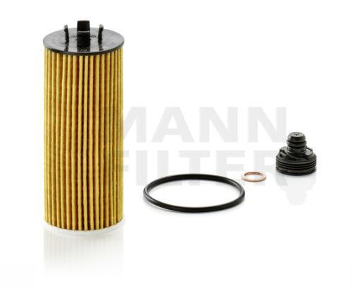 Engine Oil Filter MANN HU 6015 z KIT